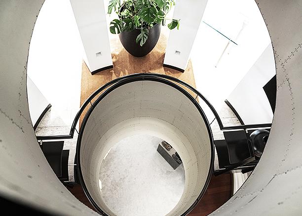 Ansicht Treppe
